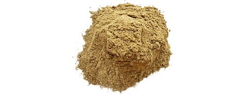 White Fishmeal and Red fishmeal